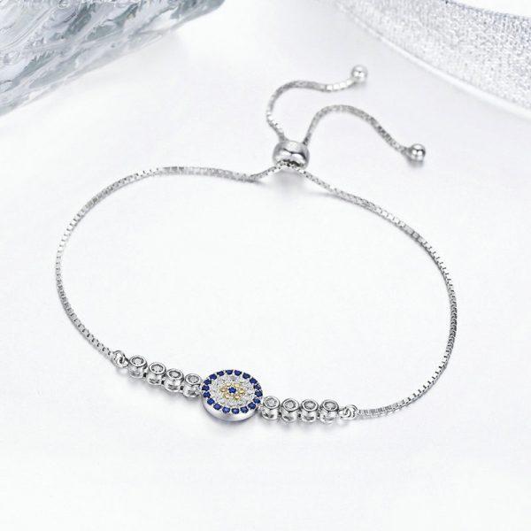 Direct jewelry manufacturer evil eye bracelets