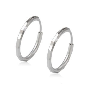 Direct Jewelry Manufacturer Wholesale Of Sterling Silver Hoops Small Hoop Earrings For Women
